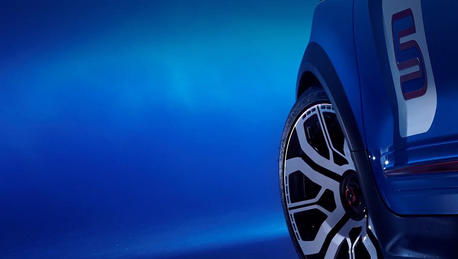 Renault twinrun. Новичок разработан под руководством ведущего дизайнера компании Лоренса ван ден Акера.