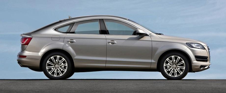 Подготовка гиганта Audi Q8 официально подтверждена