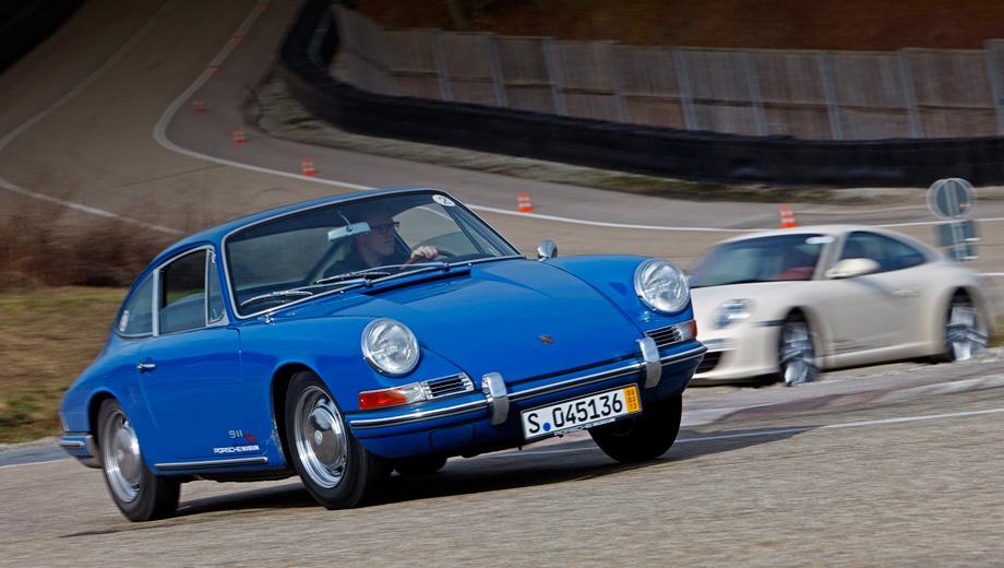 Porsche 911. История «девятьсот одиннадцатого» беспрецедентна. На свете больше нет модели, которая бы так медленно эволюционировала в пределах оригинальной концепции.
