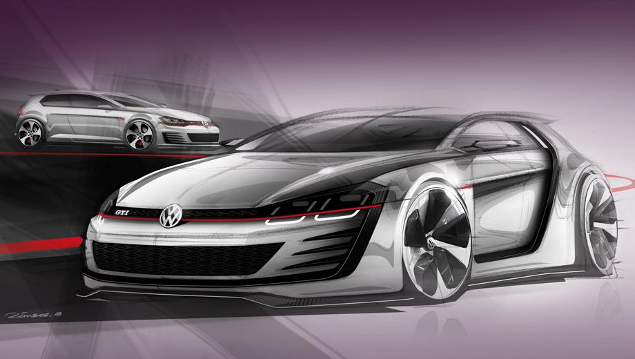 концепт кары volkswagen