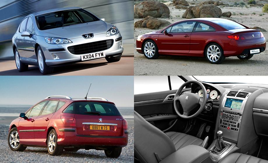 Это сейчас Peugeot четвёртой серии - седан, ориентированный на рынки развивающихся стран.  Но так было не всегда.