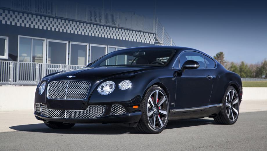Bentley continental gt,Bentley mulsanne. Модели Continental GT из лемановской спецсерии поступят в продажу во втором квартале 2013 года, а четырёхдверка Mulsanne — в третьем.