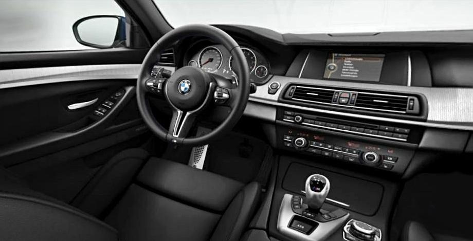 Изображения обновлённого седана BMW M5 всплыли раньше времени