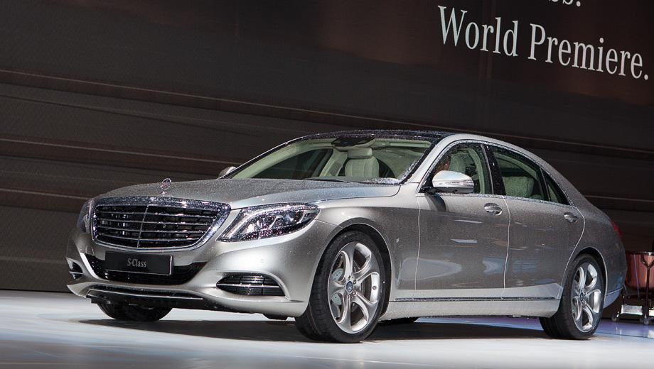 Mercedes s. В Европе продажи нового поколения S-класса стартуют уже летом этого года. Сначала будут доступны три версии — дизельная S 350, гибридная S 400 и бензиновая S 500.