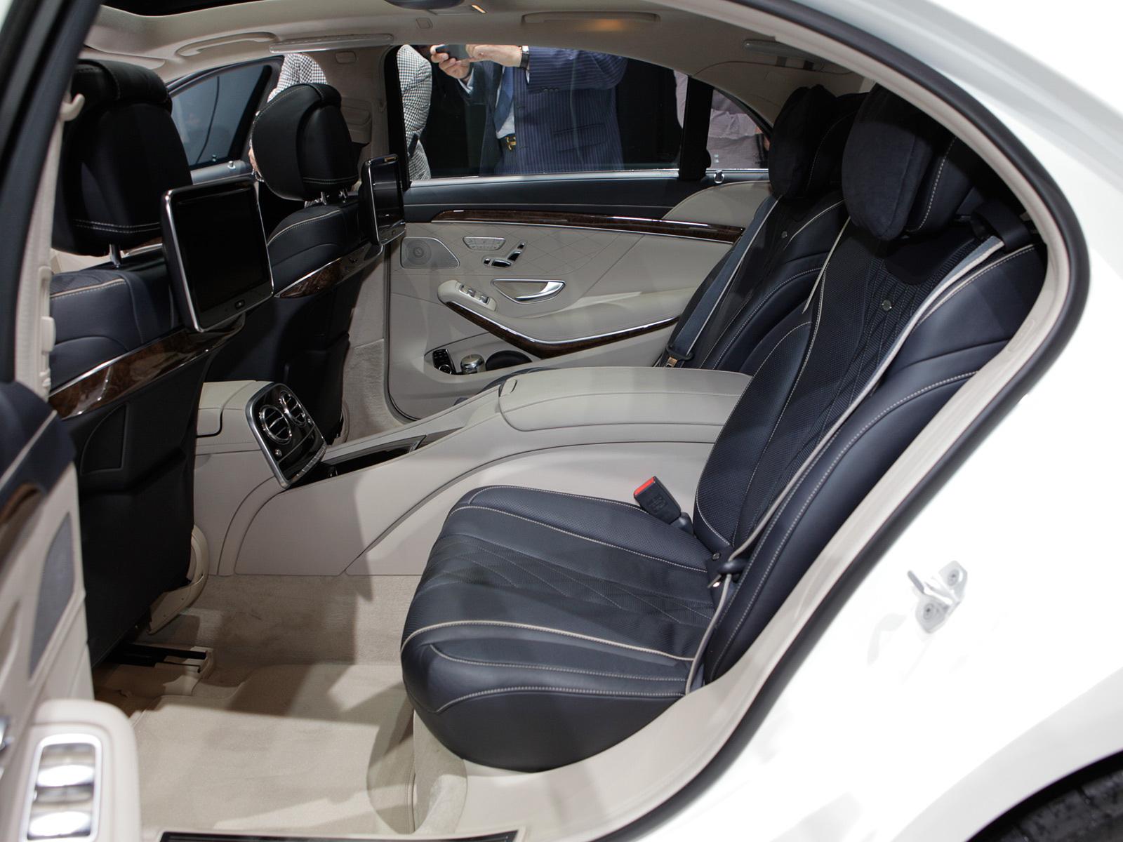Официально показан новый седан Mercedes-Benz S-класса