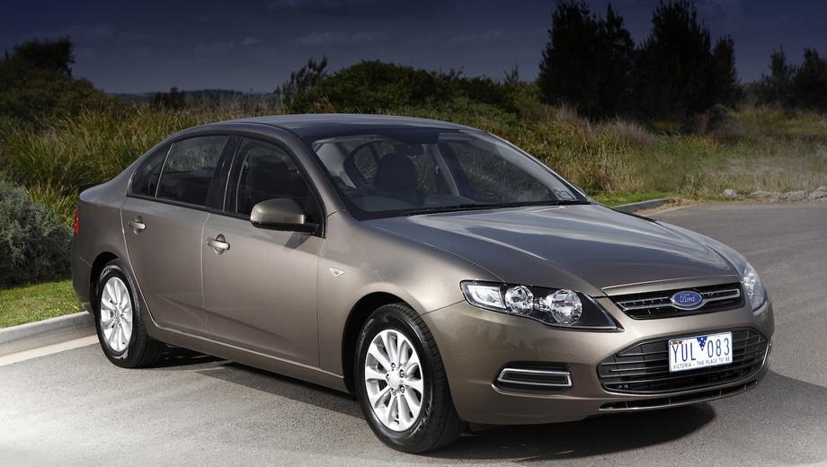Ford falcon. В последнее время продажи Фалькона упали до рекордно низкого уровня за всю историю реализации этой модели в Австралии.
