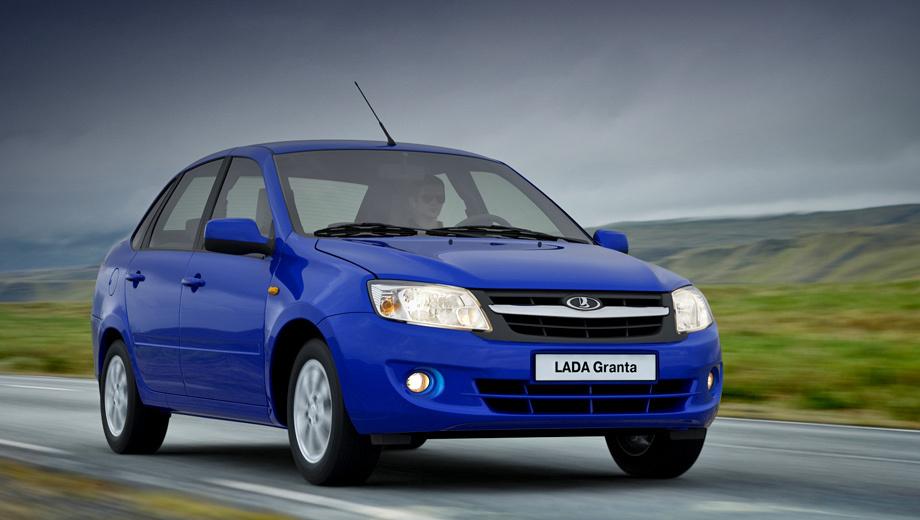 Lada granta. Когда автомобиль с мощным двигателем будет доступен для заказа у дилеров, пока не сообщается.