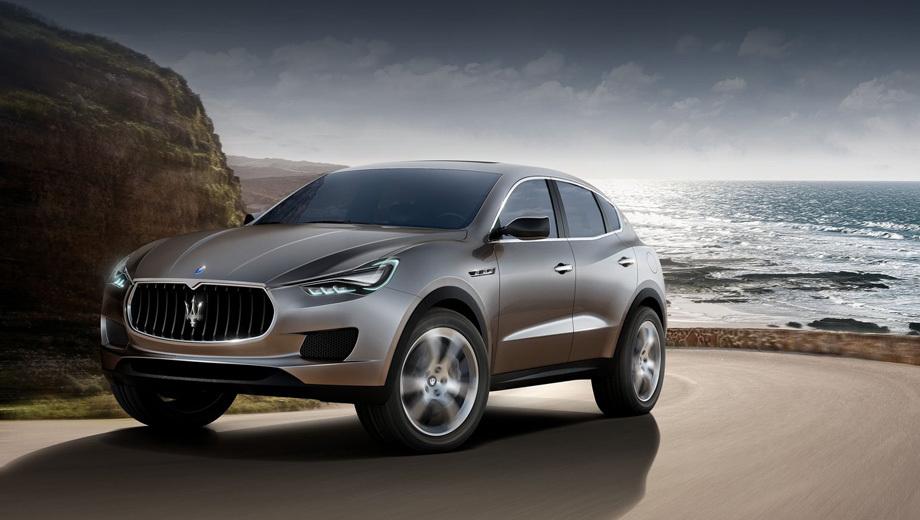 Модель Maserati Levante будет тесно связана с Quattroporte — ДРАЙВ
