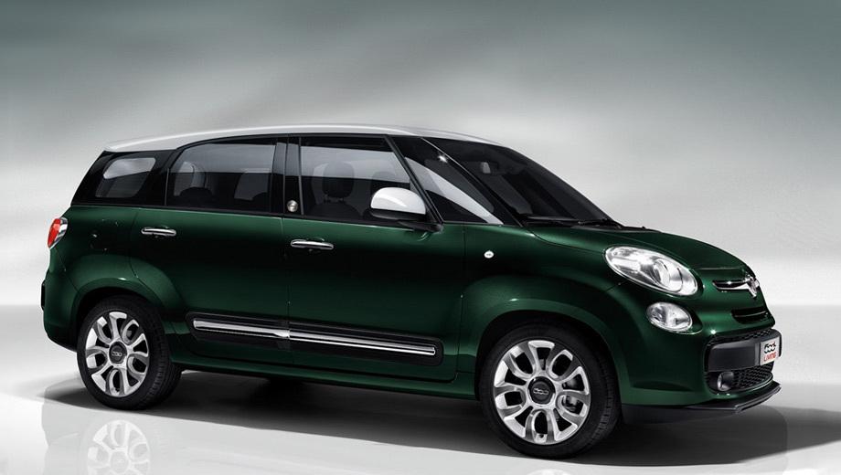 Fiat 500. Для модели предлагается довольная широкая гамма вариантов цветов кузова и интерьера.
