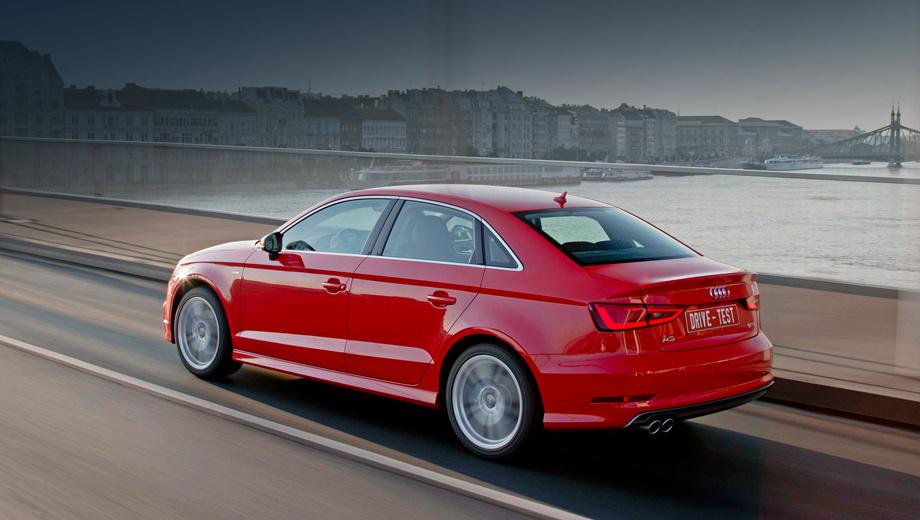 Audi a3. Лаконичность, стремительность, простота… Художники Audi чётко придерживаются золотого правила: хороший дизайн — это как можно меньше дизайна.