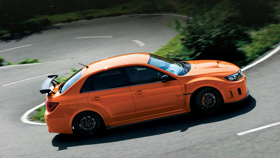 Subaru wrx sti,Subaru wrx sti type ra. За новинку на японском рынке просят от 44 тысяч долларов.