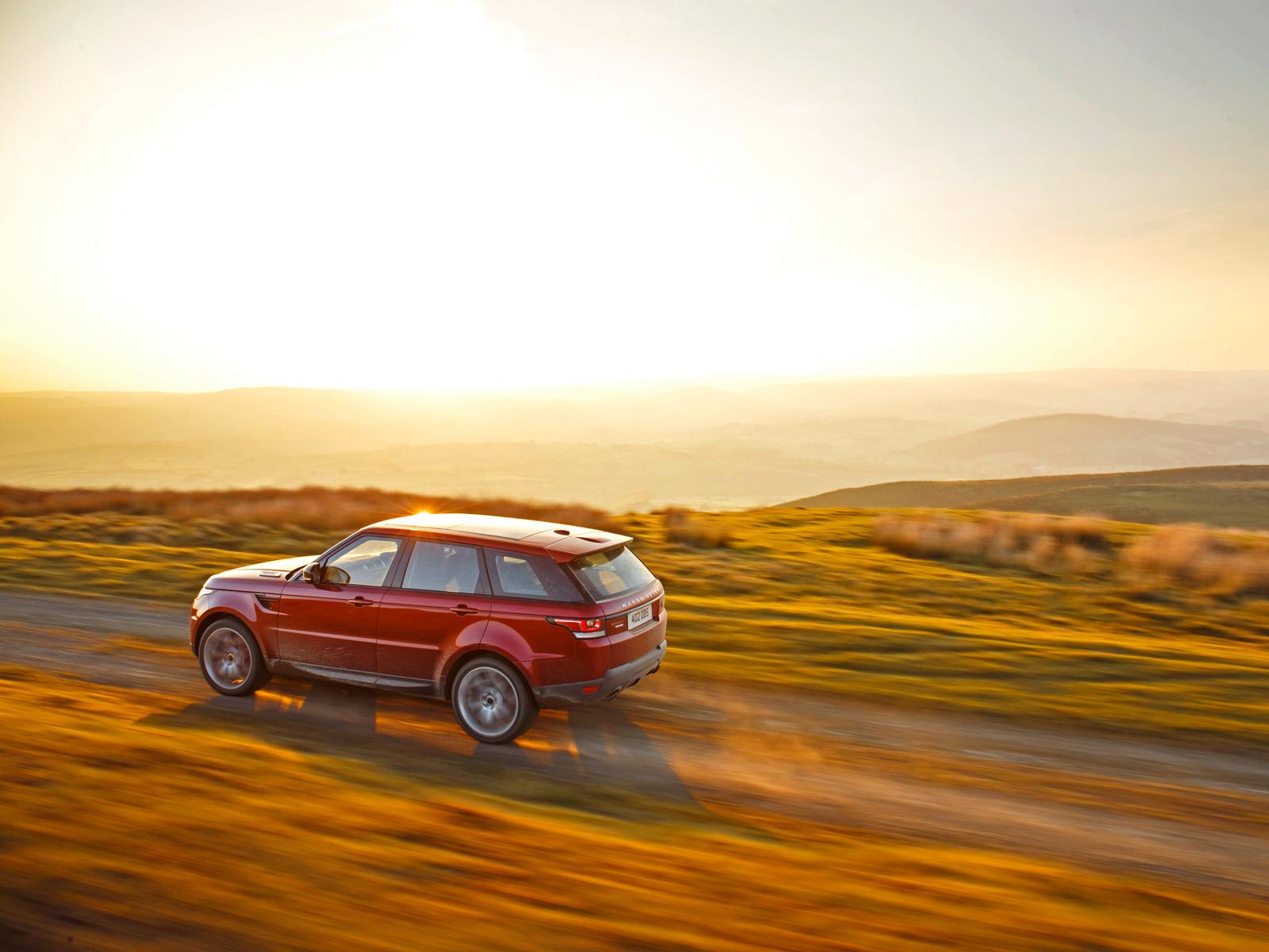 Открываем новый смысл названия Range Rover Sport