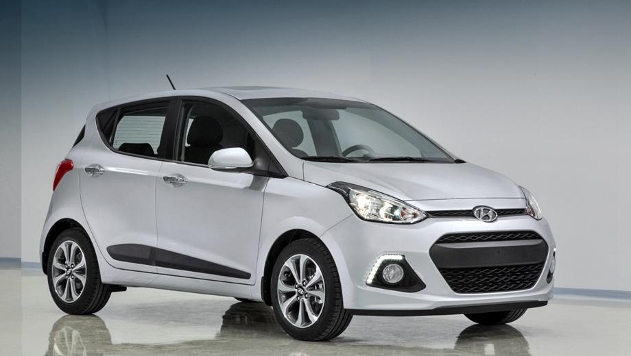 Hyundai i10. Дизайн второго поколения модели i10 был разработан европейской дизайн-студией Hyundai, конечно же, в соответствии с концепцией «струящейся скульптуры».