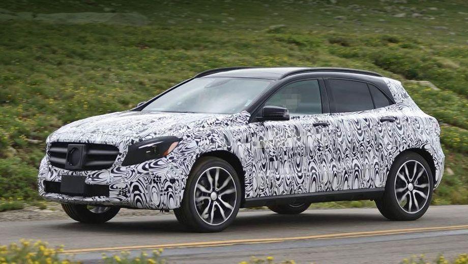 Mercedes gla. Ожидается, что пятидверка Mercedes GLA будет продаваться на всех крупнейших рынках мира: в США, Европе, Китае и Бразилии. Также есть вероятность, что этот паркетник будут собирать в России.