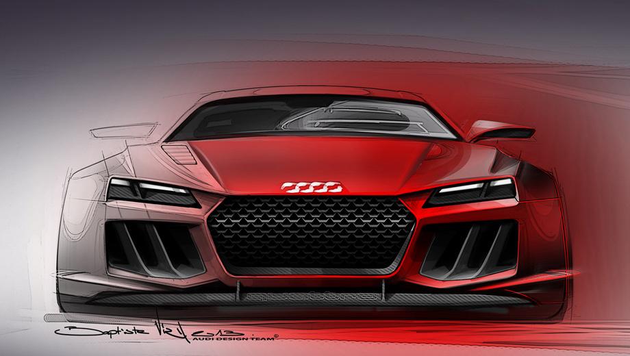 2014 Audi Prologue Concept - характеристики, фото, цена.