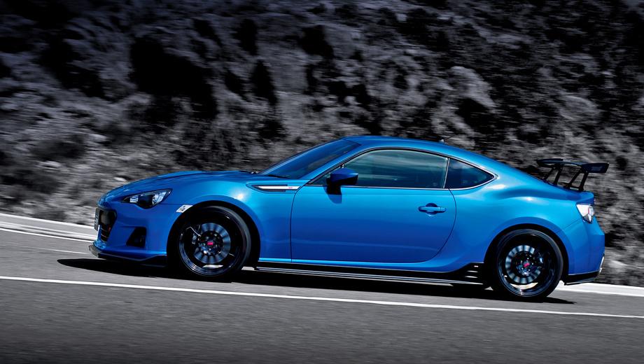 Subaru brz,Subaru brz ts. Во сколько будет оценён пакет доработок GT, пока не сообщается. Нет, впрочем, и цен на саму версию tS.