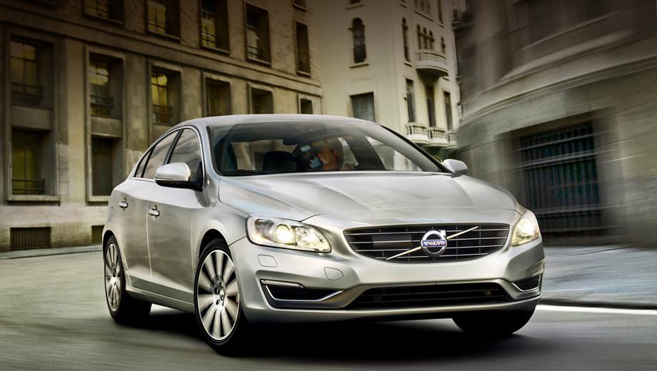 Volvo s60. Российские дилеры уже начали приём заказов на новинку.