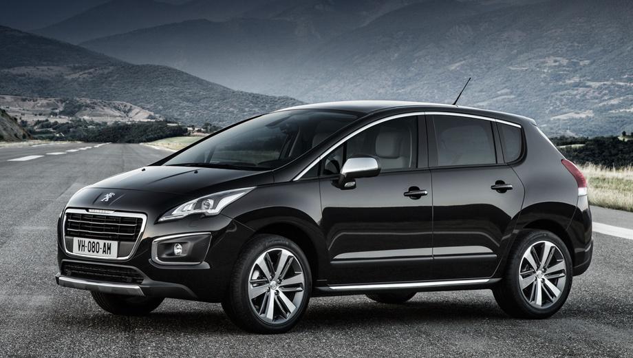 Рестайлинг не миновал и кроссовер Peugeot 3008: http://www.drive.ru/news/peugeot/521c6f8794a656cbde00000e.html