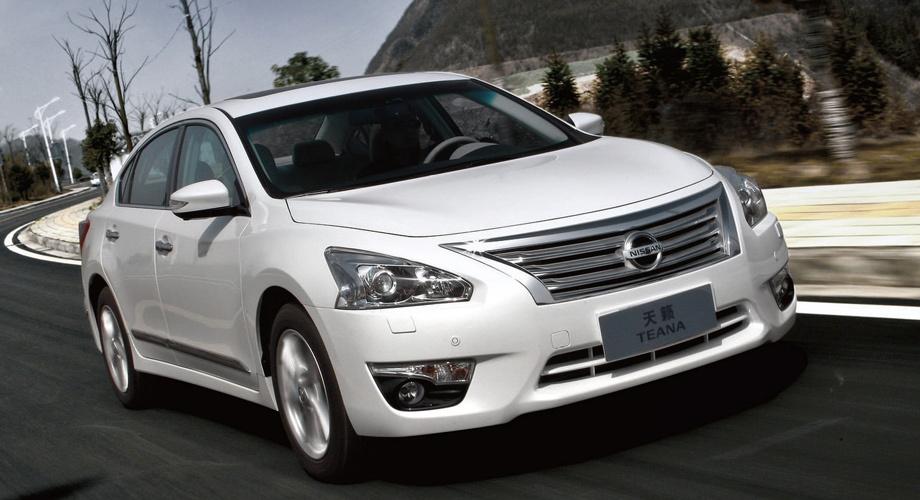 Nissan teana new model фото
