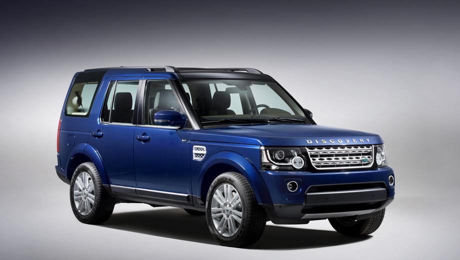 Landrover discovery. В Европе и США заказы на обновлённые Land Rover Discovery уже принимают, а первые машины доберутся до своих владельцев в середине ноября. Примерно тогда же начнутся продажи и в России. Помимо новых вариантов с бензиновым мотором V6, у нас будут продавать знакомые дизельные версии - TDV6 (211 л.с.) и SDV6 (249).