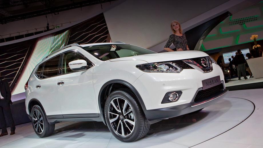 Nissan x-trail,Nissan rogue. Производство нового X-Trail стартует в первом квартале следующего года, а продажи во всём в мире начнутся в июле 2014 года.