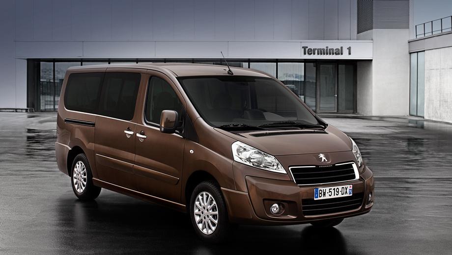 Peugeot expert. До России модель Expert после рестайлинга, выполненного весной 2012 года, добралась только сейчас — в сентябре 2013-го.