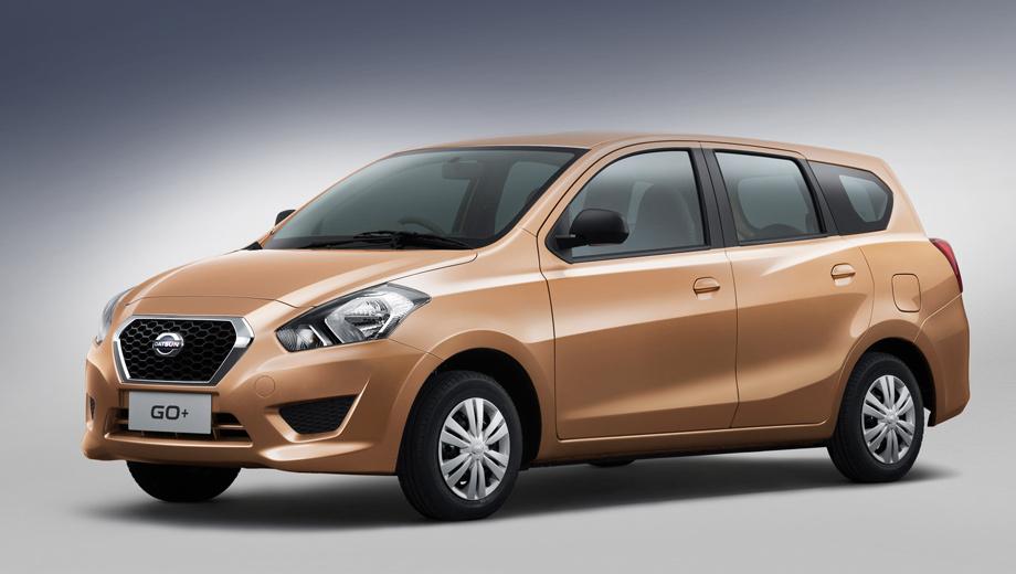 Datsun go. По словам представителей фирмы Datsun, автомобили этой марки смогут себе позволить многие индонезийцы. Для большинства это будет первая машина в семье.