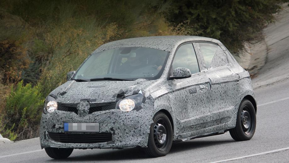 Renault twingo. Модель Твинго выпускается с конца 1992 года. За это время свет увидело два поколения. Второе появилось в 2007-м, а в 2011-м пережило фейслифтинг. Третье поколение поступит в продажу к концу 2014 года — как модель 2015-го.