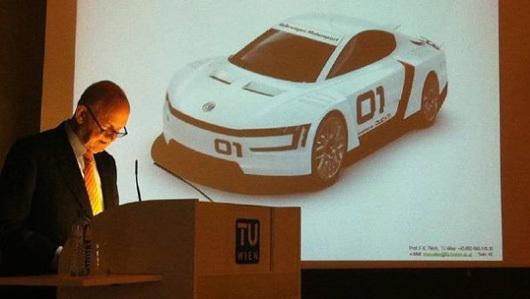 Volkswagen xl sport. Расширенные «крылья», вентиляционные прорези в капоте, оригинальные колёсные диски — и вот уже исходное купе заметно преображено. Но главное — это перемены внутри.