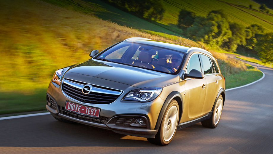 Вникаем в детали рестайлинга модели Opel Insignia