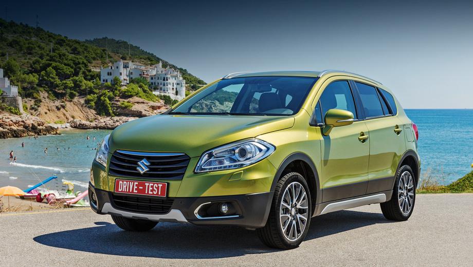 Suzuki sx4,Suzuki sx4. Кроме бензинового мотора 1,6 л европейским покупателям «эс-икса» с самого начала будет доступен ещё и дизель того же объёма. У нас этот мотор если и появится, то лишь через пару лет. Зато никаких ограничений в конфигурации модификаций: коробки передач и типы привода стыкуются с бензиновой «четвёркой» в любых сочетаниях.