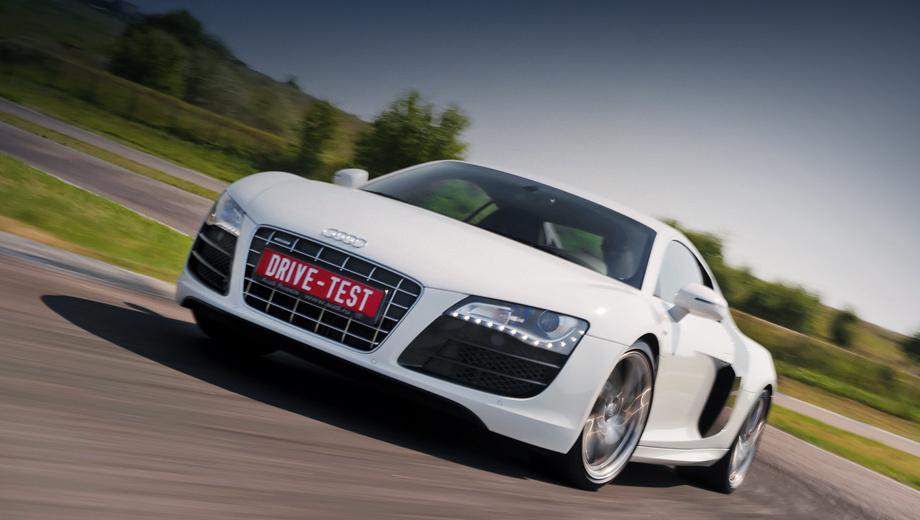 audi делает трансмиссию и двигателя для спорткаров