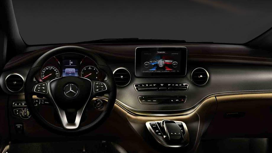 Mercedes viano,Mercedes r,Mercedes vito,Mercedes v. Ожидается, что новинка поступит в продажу уже к концу следующего года.