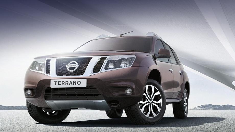 Nissan terrano. По слухам, с конвейера завода «Автофрамос» сошло уже порядка 100 автомобилей.