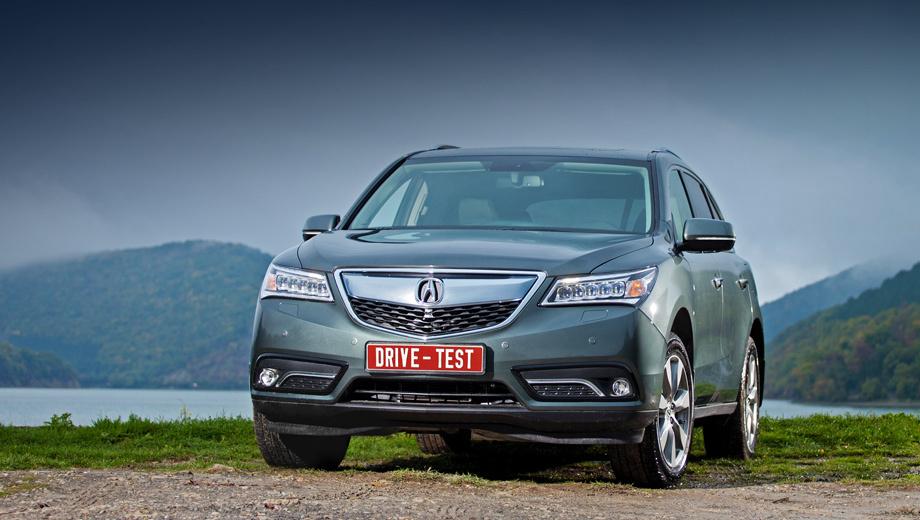 Acura mdx. Поставки кроссоверов Acura MDX из Штатов в финальной российской спецификации начнутся весной 2014 года. Чуть позже нам предложат компактный паркетник Acura RDX, а после него — седан и спорткар NSX. Какая именно четырёхдверка это будет, пока неизвестно.