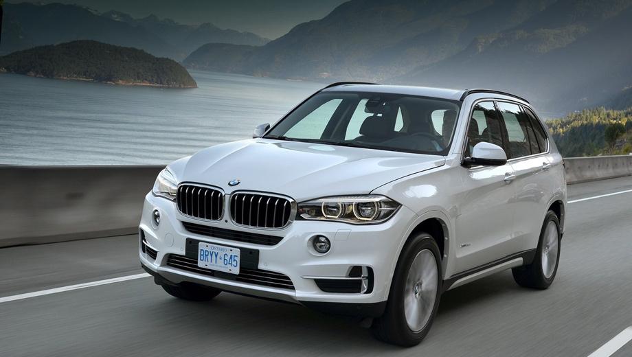 Bmw x5. Первые автомобили клиенты получат уже в начале следующего года.