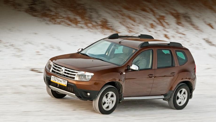 Renault duster. Неудивительно, что компания Renault пошла навстречу российским покупателям. По итогам продаж за девять месяцев этого года кроссовер Duster уверенно лидирует в своём классе.