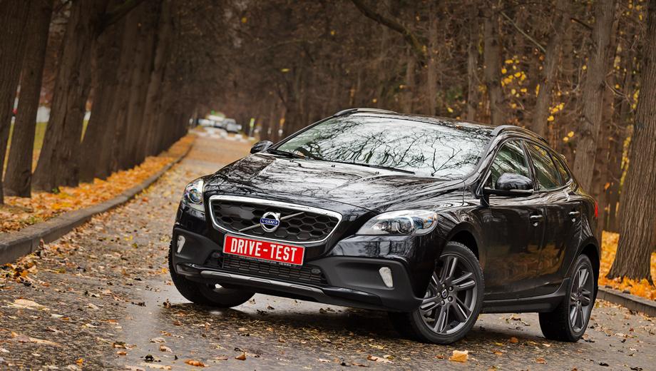 Volvo v40,Volvo v40 cross country. Хэтчбек Volvo V40 Cross Country россияне встретили с осторожностью — с марта по сентябрь 2013 года было куплено 954 машины. Для сравнения, за полный 2012 год в России приобрели 4163 «единичек» BMW и 3658 штук Audi A3.