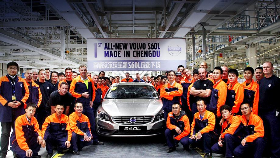 Volvo s60,Volvo s60 l. В продажу на китайском рынке новинка поступит в начале следующего года. Цены пока не называются.