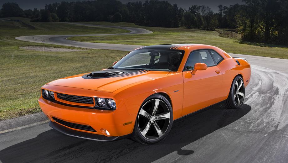В Лас-Вегасе дебютировало купе Dodge Challenger R/T Shaker — ДРАЙВ