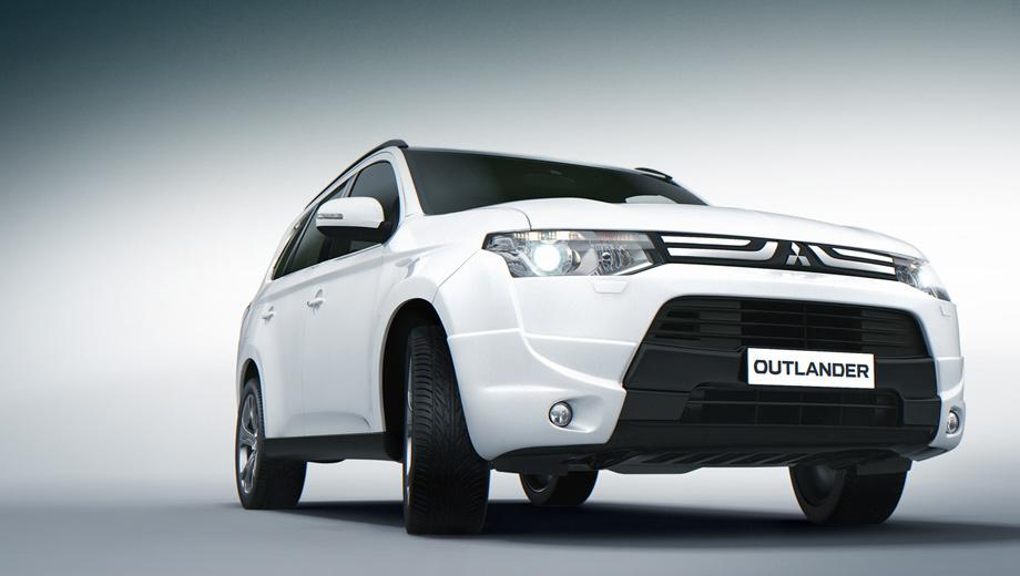 В честь юбилея россияне получат спецверсию Mitsubishi Outlander — ДРАЙВ