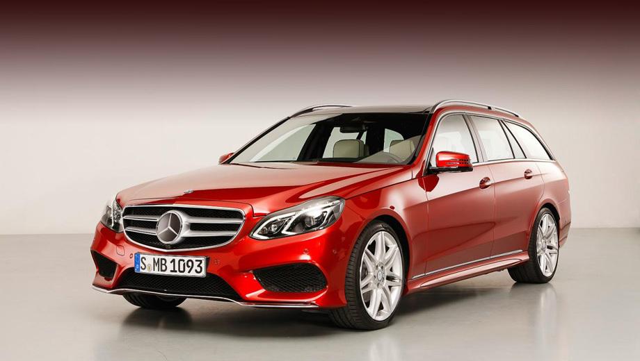 Mercedes e,Mercedes c. Нынешний Е-класс совсем недавно пережил рестайлинг, так что ещё пара лет жизни ему обеспечена.
