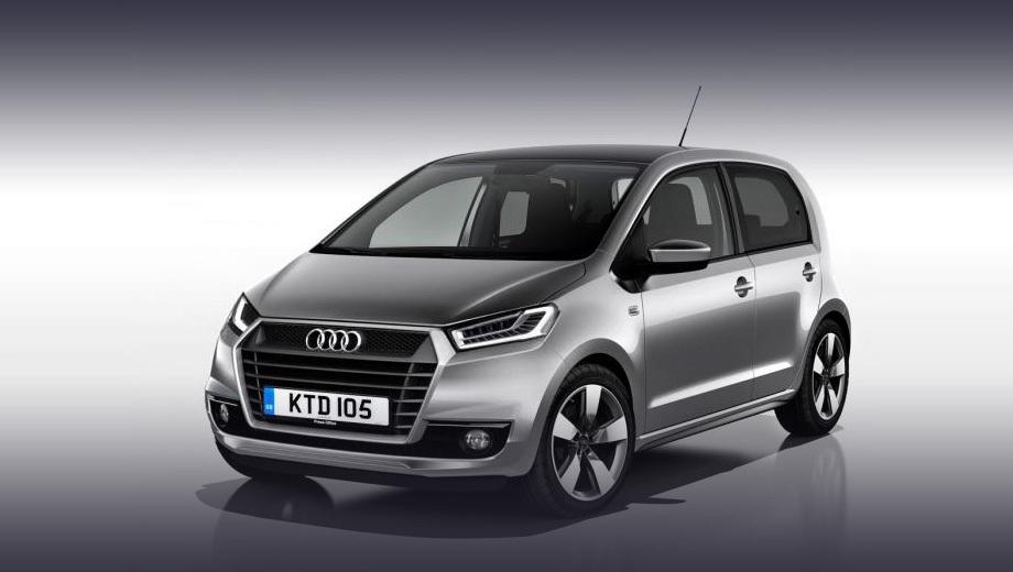 Субкомпакт Audi A0 появится в 2015 году — ДРАЙВ