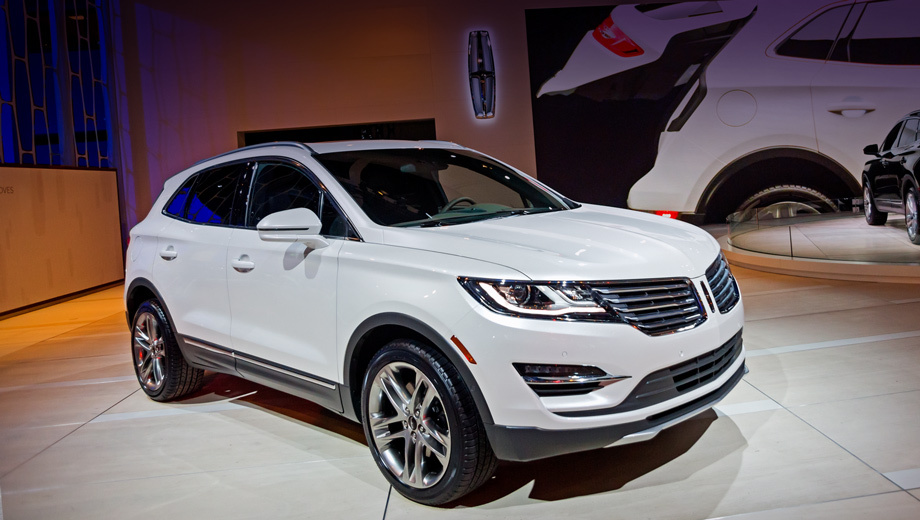 Lincoln mkc. Производство модели наладят на заводе в Кентукки. Цены на новинку будут объявлены ближе к старту продаж.