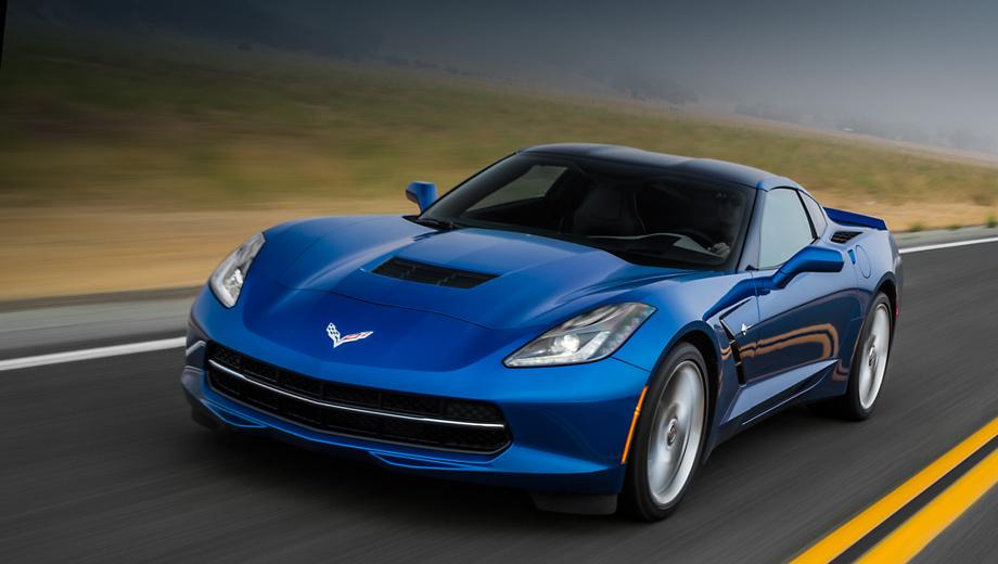Chevrolet corvette. В новом Корвете используется алюминиевый пространственный каркас, чья жёсткость на кручение больше на 57%, чем у стальной конструкции предшественника, а масса на 45 кг меньше. Подвески — двухрычажные с поперечными рессорами. Крыша и капот сделаны из углепластика, панели на днище — из наноуглеволокна. Из прочих композитов выполнены двери, бамперы, крышка багажника. Всё это позволило скинуть ещё 17 кг.