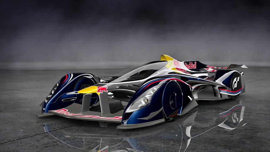 Компания Red Bull Racing вновь сделала болид для игры — ДРАЙВ