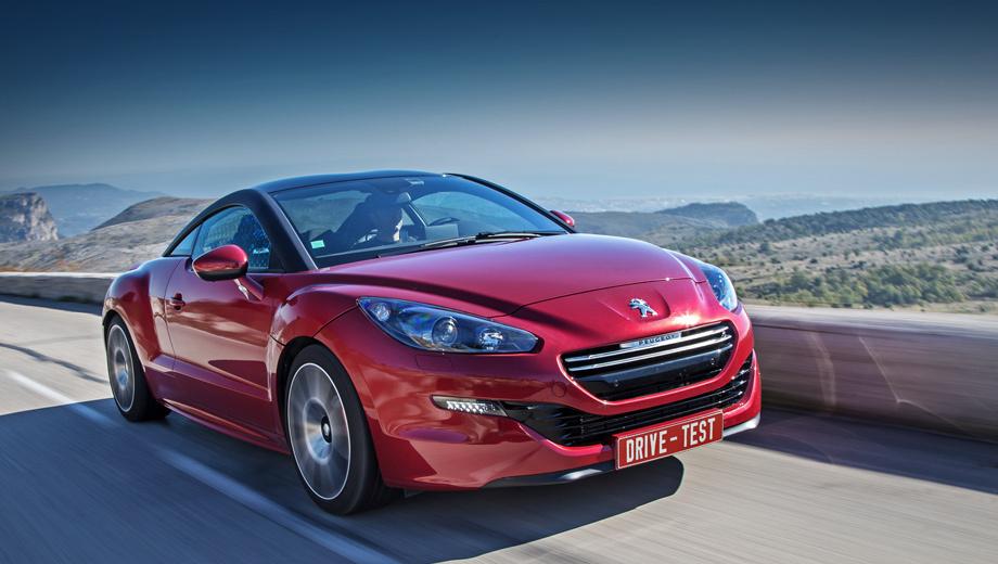 Peugeot rcz r. От нуля до сотни — за 5,9 секунды. Максималка — 250 км/ч . Это самый быстрый и самый мощный серийный «пыжик» в мире!