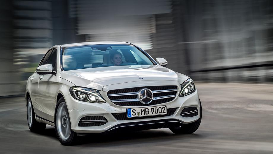 Mercedes c,Mercedes gla,Mercedes s amg,Mercedes sis. С-класс пока представлен только на фотографиях. Живьём модели покажут на январском мотор-шоу в Детройте.