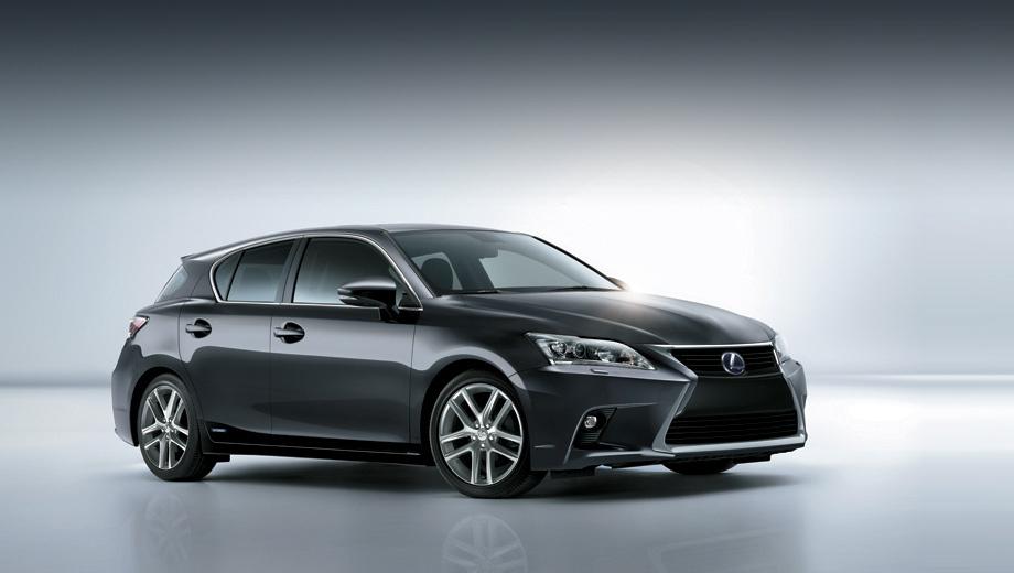 Lexus ct. Силовая установка технически не изменилась, но была изменена программа управления трансмиссией. Теперь с набором скорости обороты мотора растут более линейно.