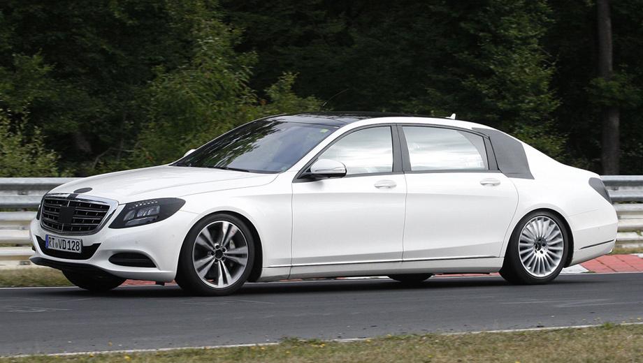 Mercedes s. Уже несколько раз шпионерам удавалось запечатлеть предсерийные прототипы нового удлинённого S-класса. По слухам, автомобиль будет на 200 мм длиннее стандартной версии. Цены на новинку будут варьироваться от $250 000 до $300 тысяч.
